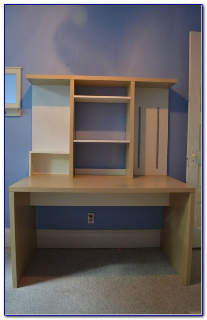 Ikea Hemnes Desk With Hutch
