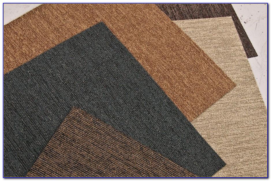 Installing Commercial Grade Carpet Tiles