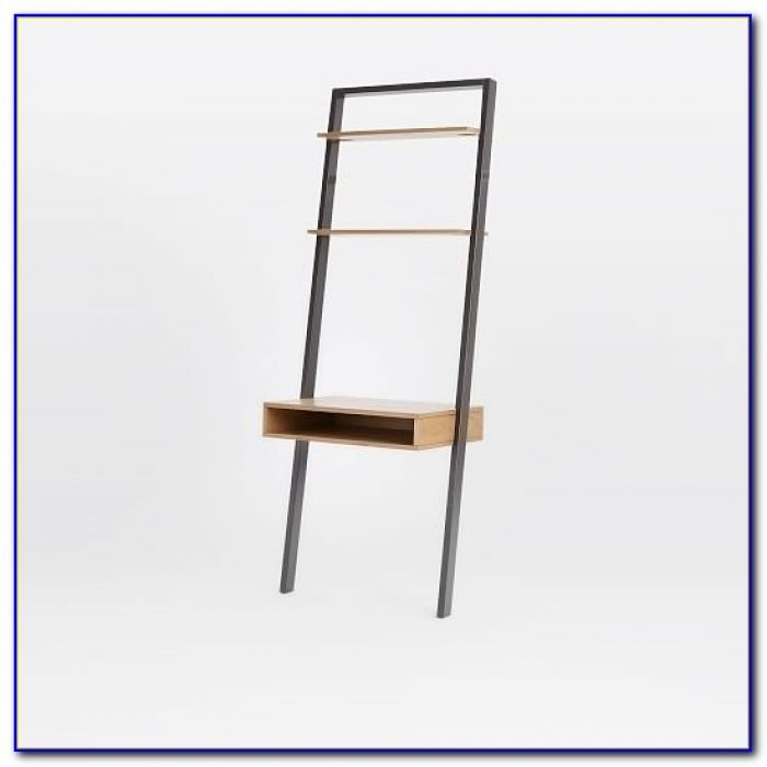 Ladder Desk And Shelves Uk