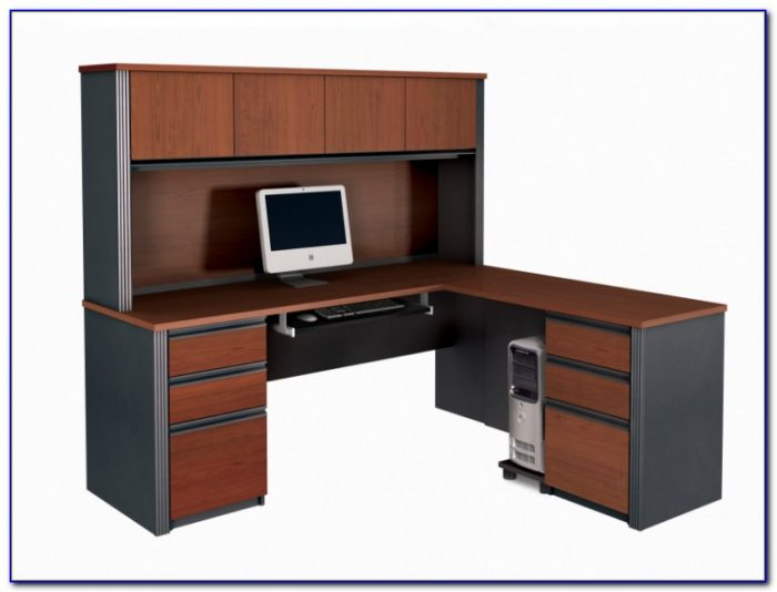 large l shaped office desk. Large L Shaped Office Desk With Hutch R
