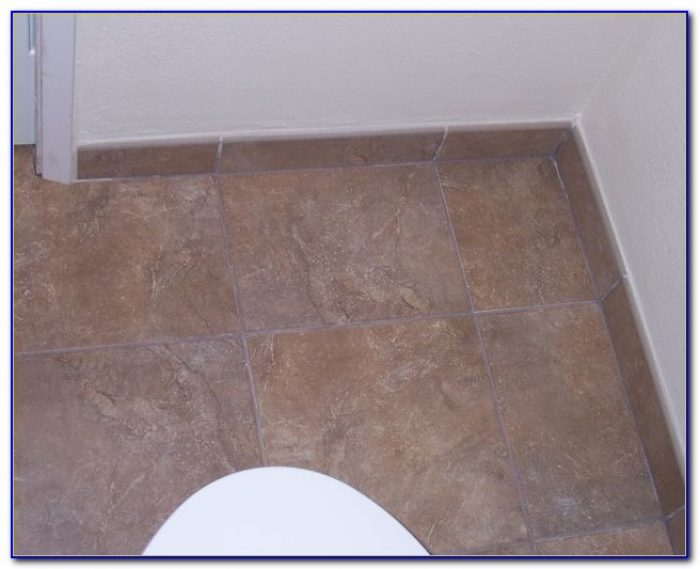 Leveling Bathroom Floor For Tile