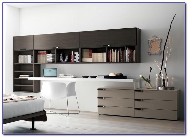 Modern Glass Desks For Home Office