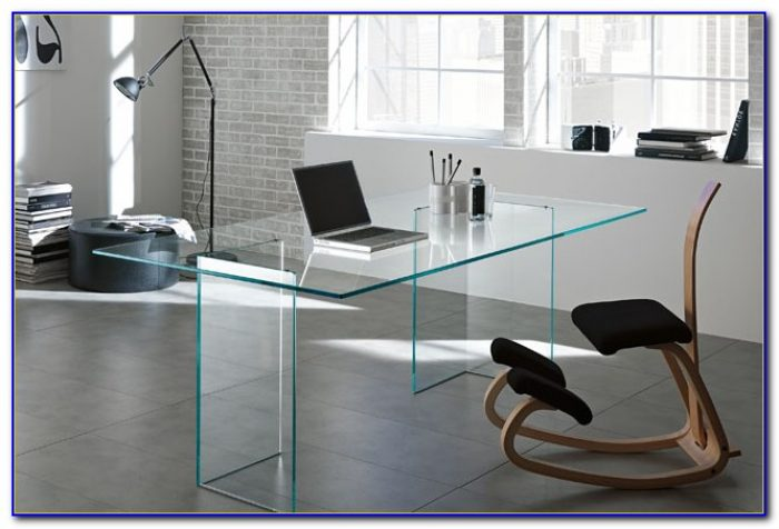 Modern Minimalist Computer Desks Furniture For Home Office Designs