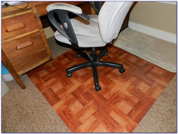 Office Chair Mat For Carpet Walmart Chairs Home Design