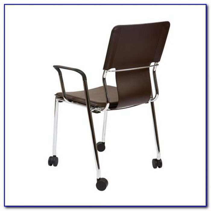 Office Chairs With Rubber Wheels