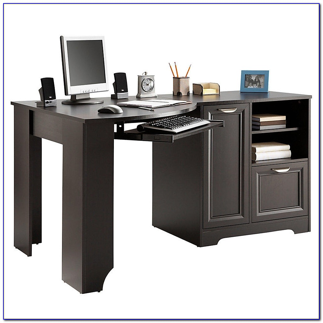 Realspace Magellan Collection Corner Desk Assembly