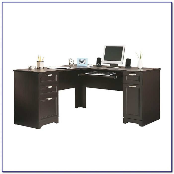 Realspace Magellan Collection L Shaped Desk Assembly Instructions