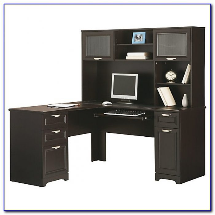 Realspace Magellan Performance Collection L Shaped Desk