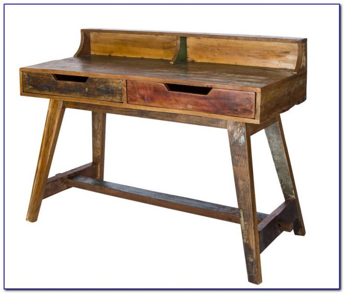 Reclaimed Wood Desk Los Angeles Desk Home Design Ideas