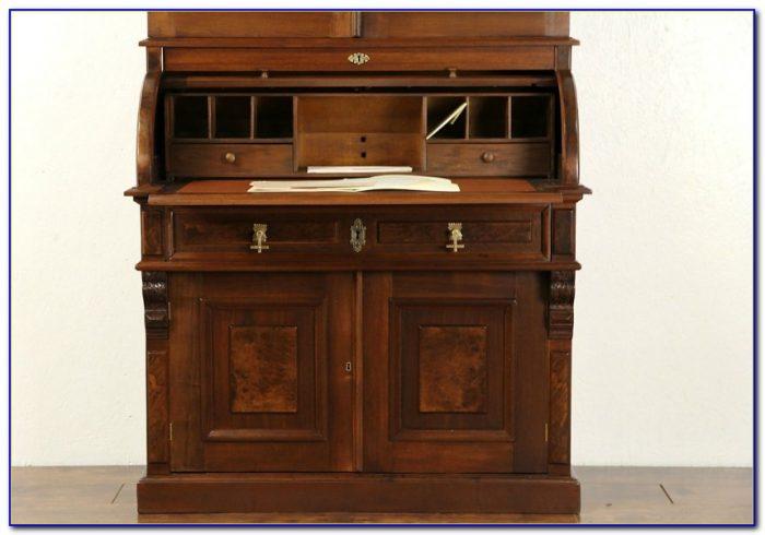 Roll Top Secretary Desk Stores