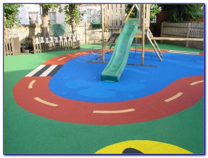 Rubber Flooring For Playgrounds Uk