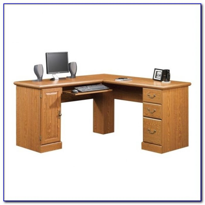 Sauder Appleton L Shaped Desk