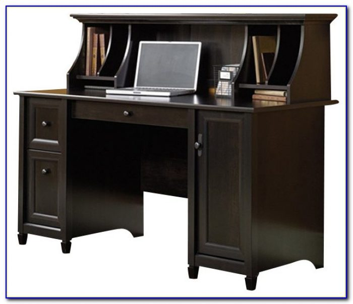 Sauder Computer Desk Hutch Desk Home Design Ideas