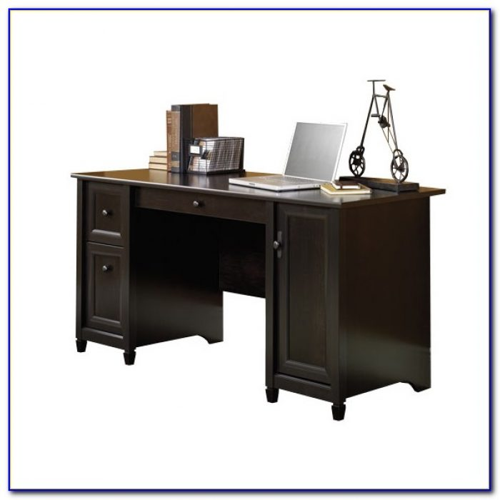 Sauder Edge Water Desk Armoire Ii Desk Home Design