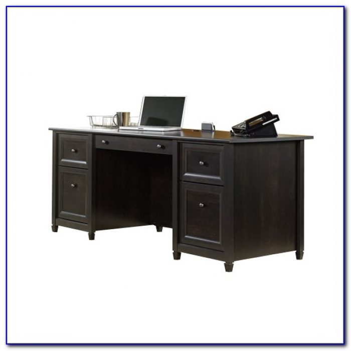 Sauder Edge Water Desk Armoire Ii Desk Home Design