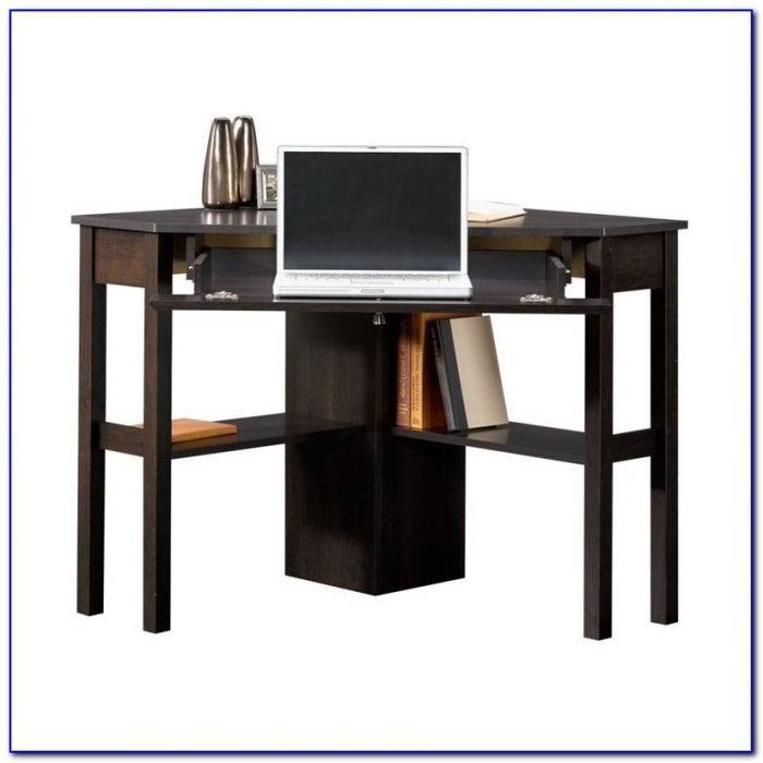 Sauder Computer Desk Cinnamon Cherry Dimensions Desk