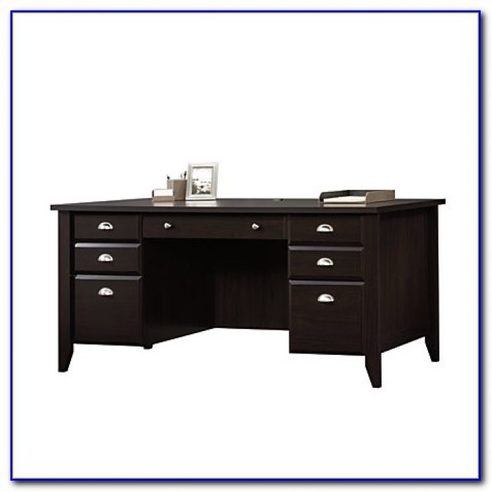 Sauder Shoal Creek Collection Executive Desk