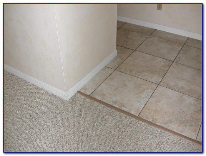Carpet To Tile Transition Strip Menards Tiles Home