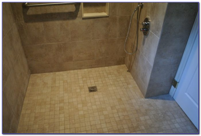 Shower Base Pan Tile Ready