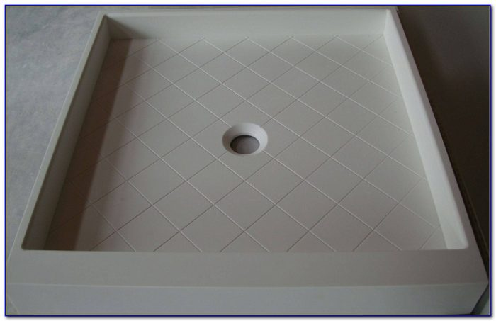 Shower Base Tile Ready