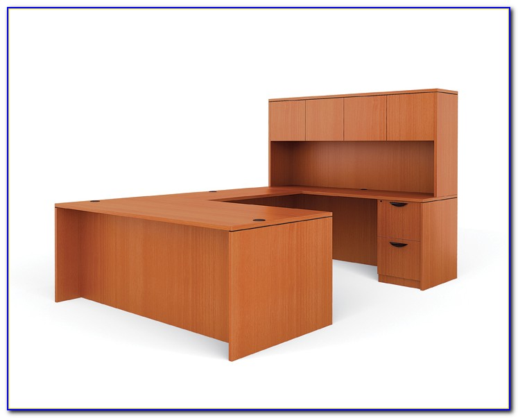 Small office desk with locking drawers desk home for Small home office desk with drawers