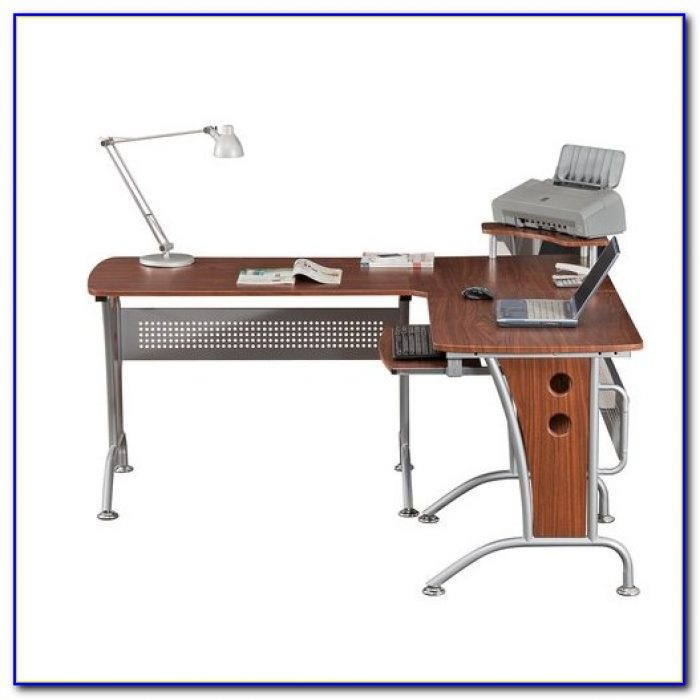 Space Saver Computer Desks Desk Home Design Ideas