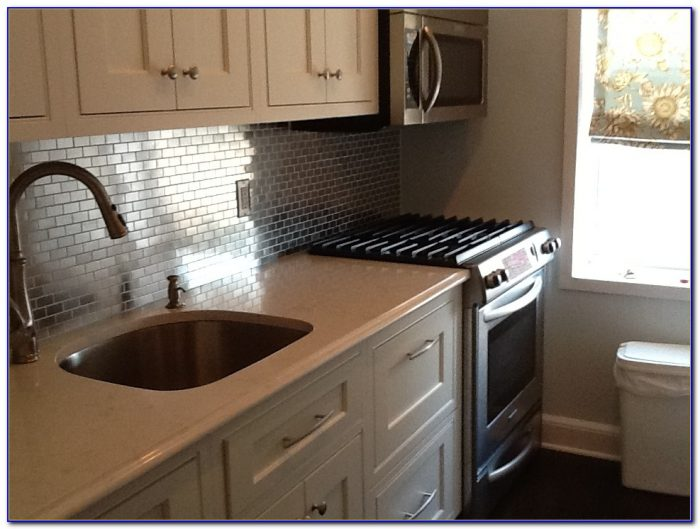 Stainless Steel Tiles Backsplash Panels Swift Canada Inc