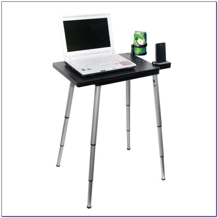 Stand Up Laptop Desk Diy