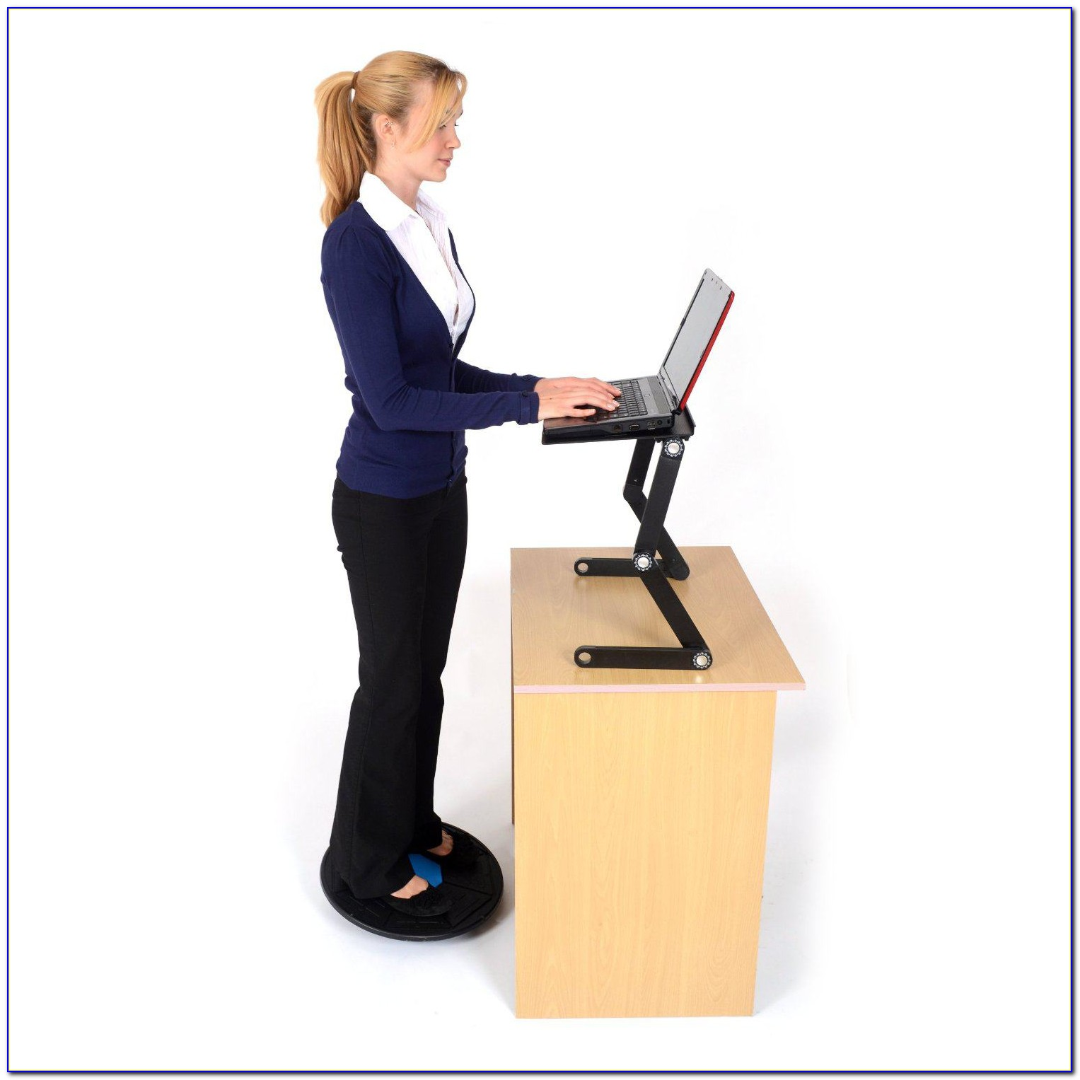 Standing Desk Exercise Equipment Desk Home Design