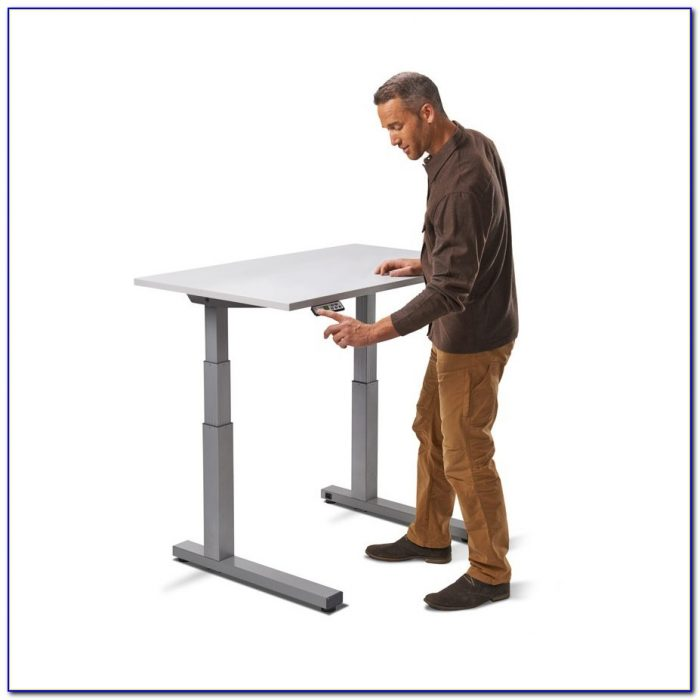 Standing Desk Workout Equipment