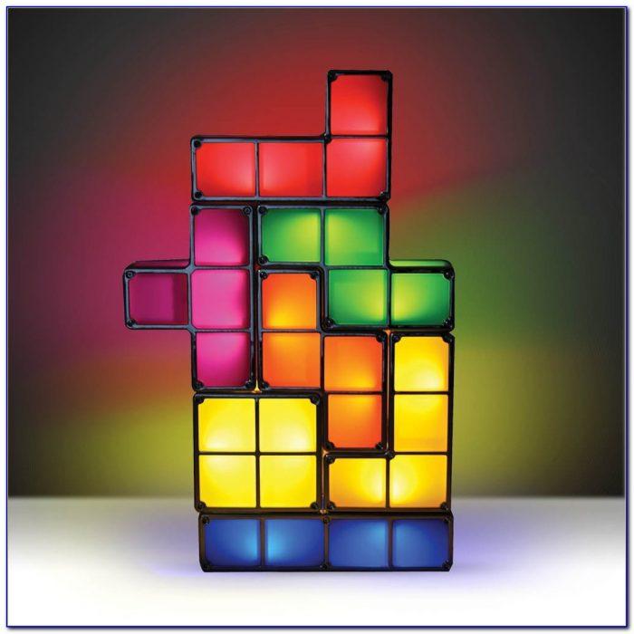 Tetris Stackable Led Desk Lamp Nz
