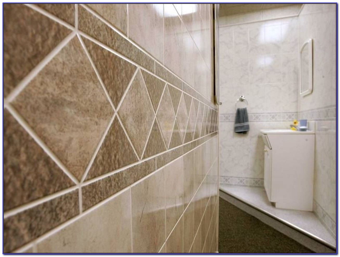 Tile Board For Shower Stall