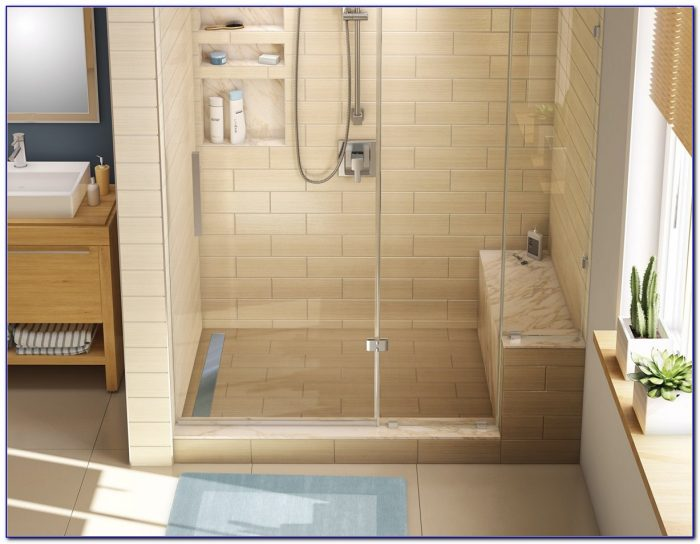 Tile Shower Pan Kit