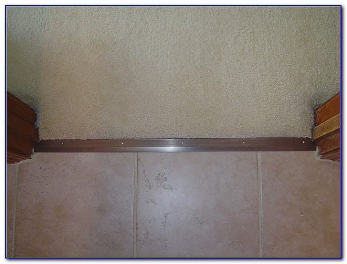 Tile To Carpet Transition Tack Strip
