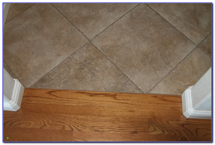 Transition Carpet To Ceramic Tile