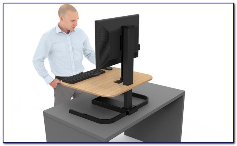 Turn Existing Desk Into Standing Desk Download Page Home