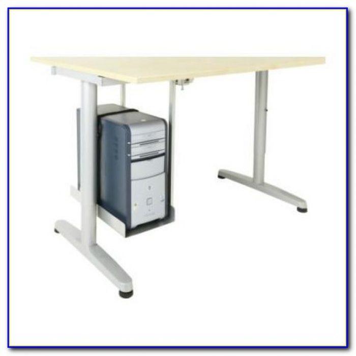 ikea summera under desk computer cpu holder shelf desk home design ideas b1pm2zxn6l81853. Black Bedroom Furniture Sets. Home Design Ideas