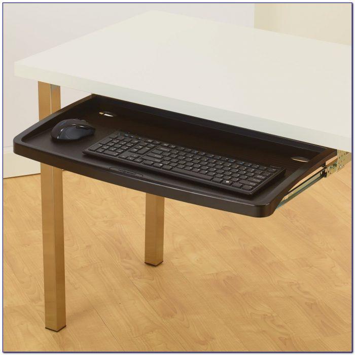 Desk Keyboard Tray Amazon Desk Home Design Ideas