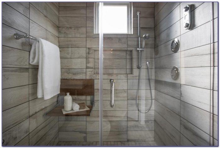 Walk In Tile Shower Kit