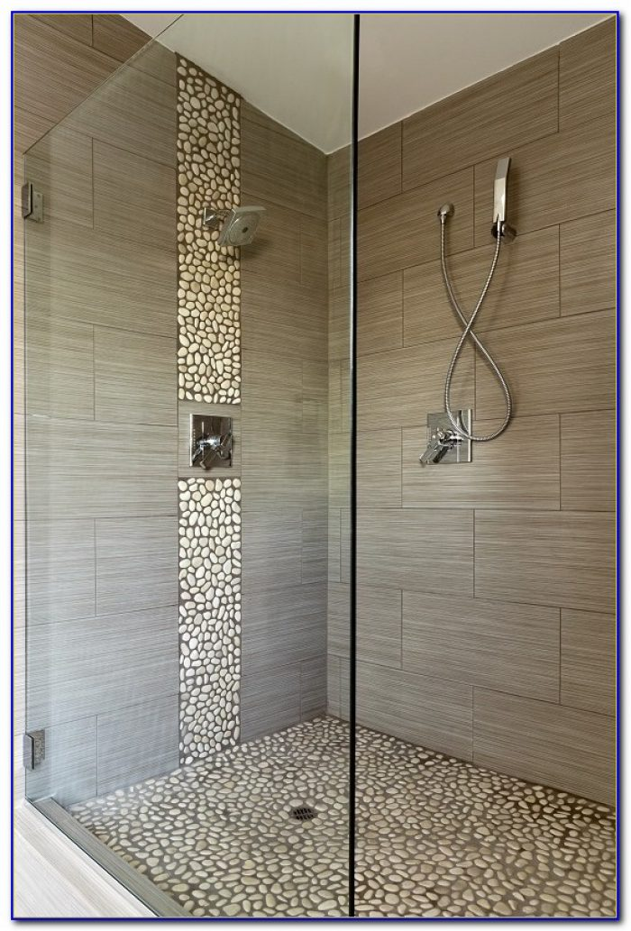 Walk In Tile Showers Designs
