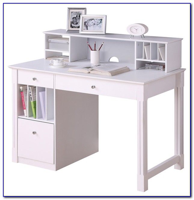White computer desk with hutch ikea desk home design for White desk with hutch ikea