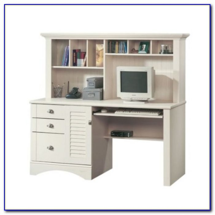 Small White Writing Desk With Hutch Desk Home Design  : wood computer writing desk with drawers and hutch white 700x700 from www.proudarmymoms.org size 700 x 700 jpeg 43kB
