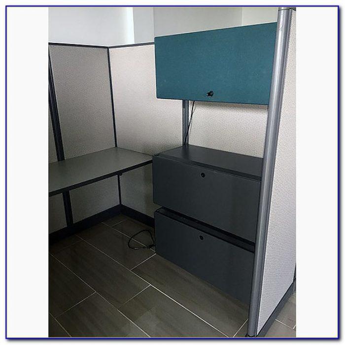 Adjustable Standing Desk For Cubicle