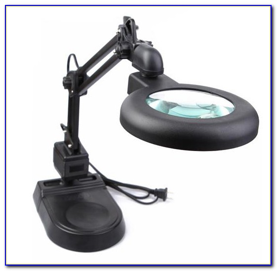 Best Desk Lamp With Magnifier