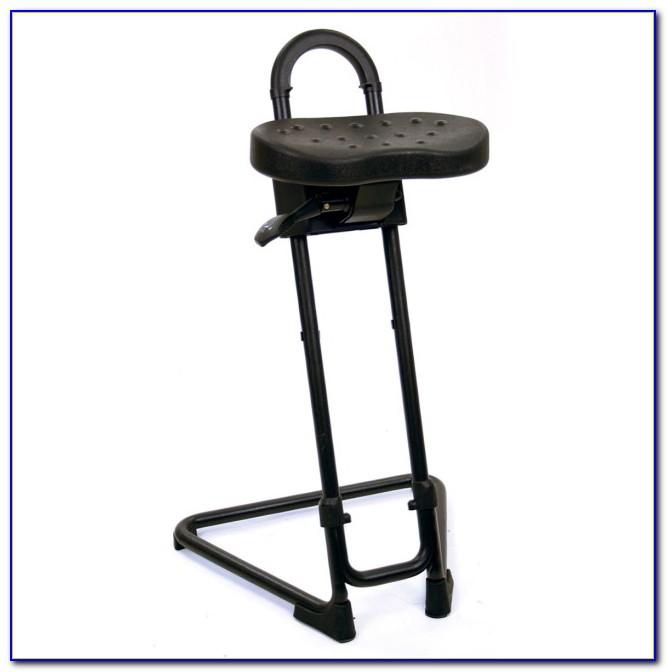 Drafting table standing desk desk home design ideas for Best chair for standing desk