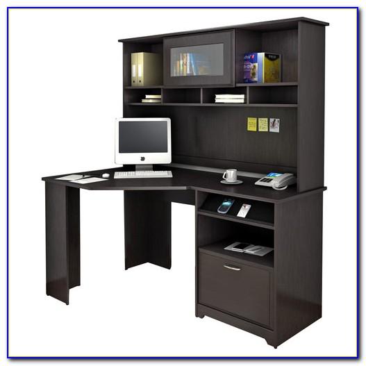 Bush Cabot Corner Desk With Hutch