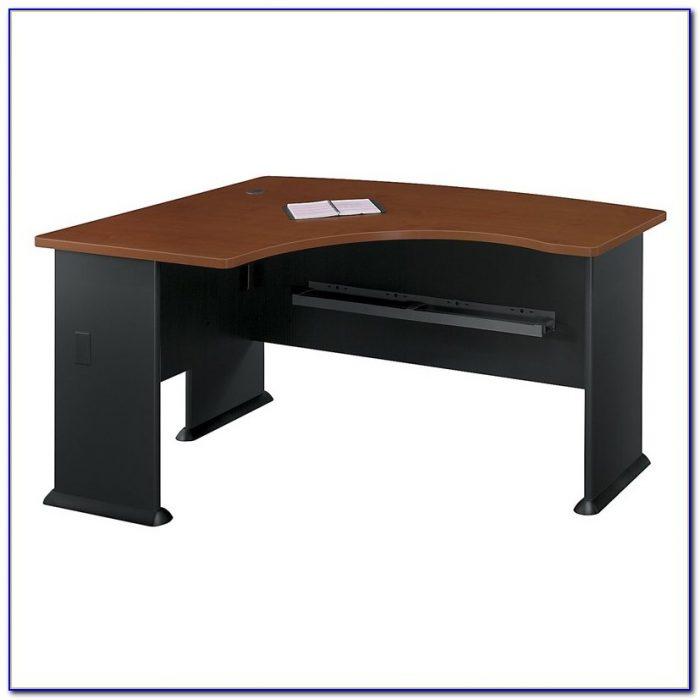 Bush Furniture L Shaped Desk With Hutch Desk Home