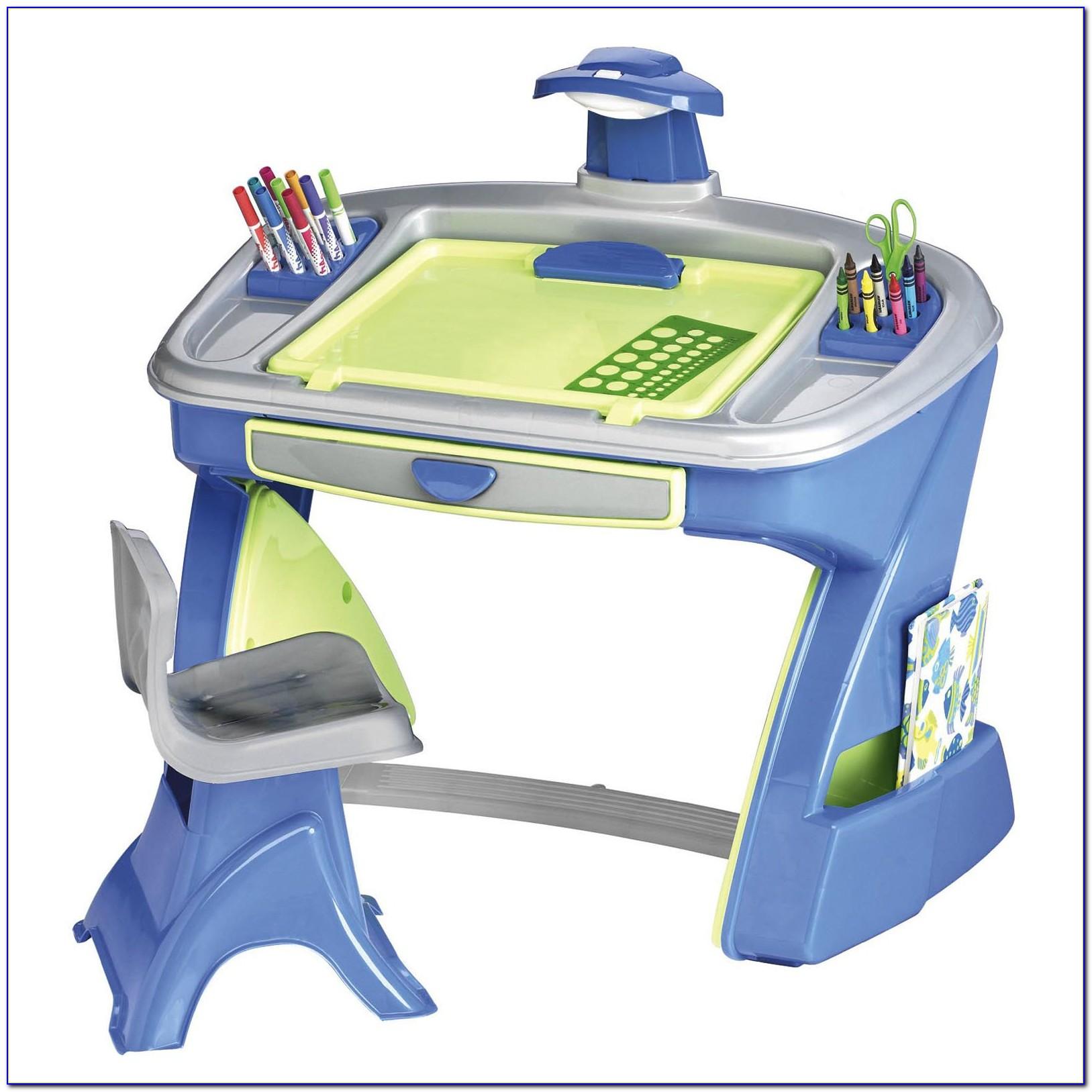 Children's Art Desk And Easel - Desk : Home Design Ideas ... on Easel Decorating Ideas  id=58783