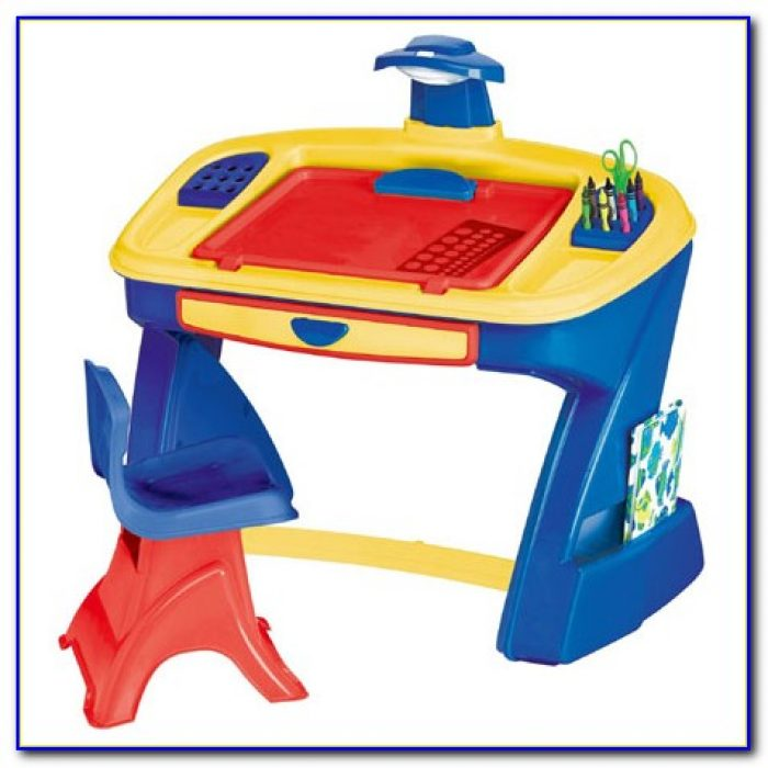 Little Tikes Art Desk And Easel Desk Home Design Ideas