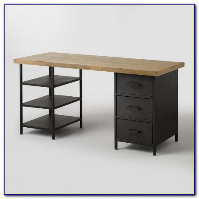 Childrens Wooden Desk With Drawers